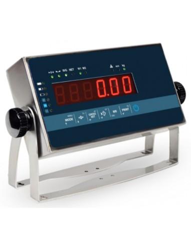 INDICADOR VERIFICABLE INOX GI400 LED