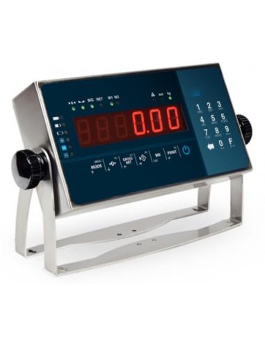 INDICADOR VERIFICABLE INOX GI410 LED